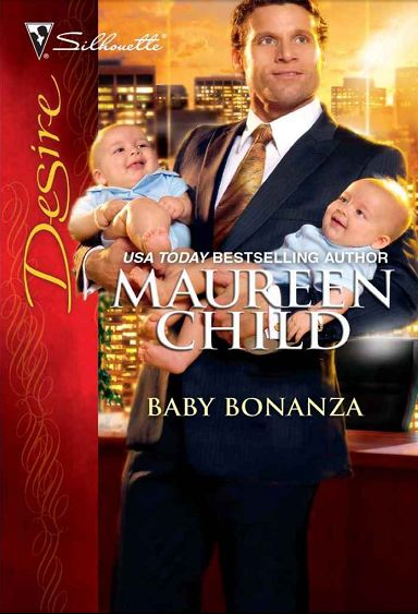 Cover for 'Baby Bonanza'
