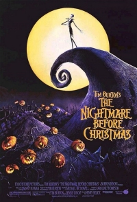Nightmare Before Christmas promo poster