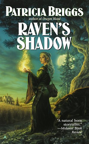 Raven's Shadow original cover