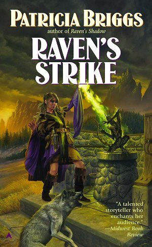 Raven's Strike original cover