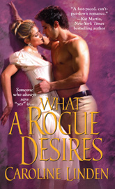What a Rogue Desires cover