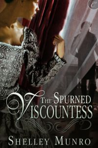 The Spurned Viscountess cover