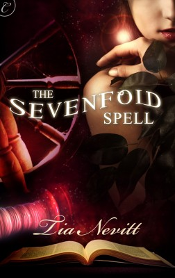 Cover for The Sevenfold Spell