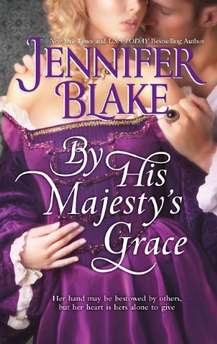 By His Majesty's Grace cover